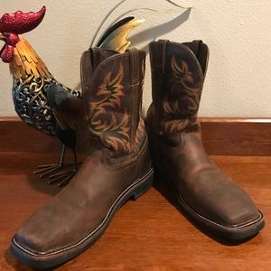 Justin Steel-toed Work-boots